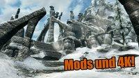 Bethesda: Mod-Support für PS4 offiziell angekündigt – mit 4K und Abstrichen