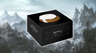 Skyrim Special Edition: Bäcker feiert den Release mit Sweetrolls