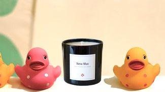 New Mac: Diese Kerze riecht nach neuem Mac