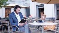 Active Noise Cancelling (ANC): Geräuschreduzierende Kopfhörer – so funktionieren sie