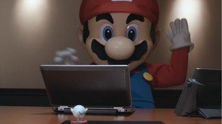 Pünktlich zu Halloween: Bei diesem geisterhaften AmiiBOO erschrickt selbst Mario