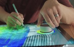 Surface Dial bald mit Surface...