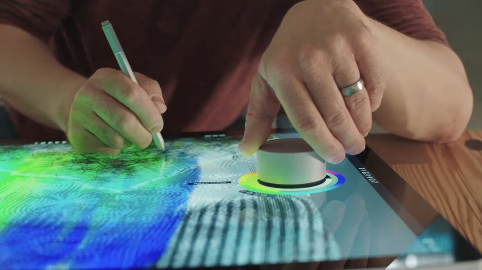 Surface Dial Studio