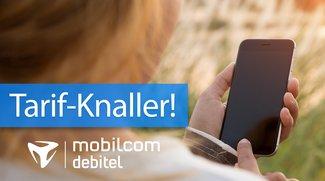 Tarif-Knaller! Allnet-Flat + 1 GB LTE für 5,55 Euro pro Monat – ohne Datenautomatik