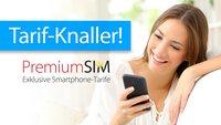 PremiumSIM: 5 GB LTE für 13 € pro Monat – monatlich kündbar