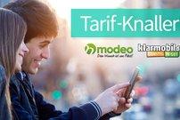 Tarif-Knaller: 1,95 Euro pro Monat für 100 Minuten, 100 SMS & 500 MB Internet-Flat im D-Netz
