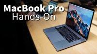 MacBook Pro 2016 angeschaut: Unser erster Eindruck im Hands-on-Video