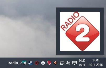 Tray-Radio