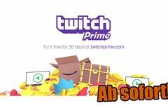 Twitch Prime: Neuer Dienst in...