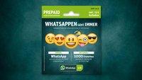 Wieder erhältlich: WhatsApp-SIM mit WhatsApp-Flatrate kehrt zurück
