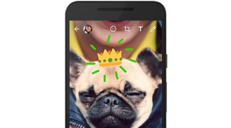 WhatsApp: Update bringt neue Kamera-Funktionen aus Snapchat und mehr