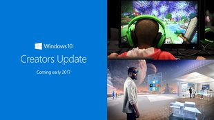 Windows 10 Version 1704: Creators Update im April erwartet