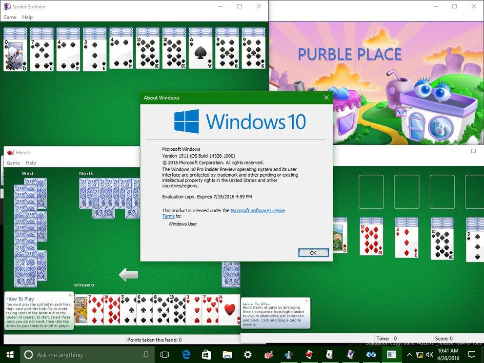Windows 7 Spiele In Windows 10