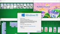 Windows 7 Spiele für Windows 10