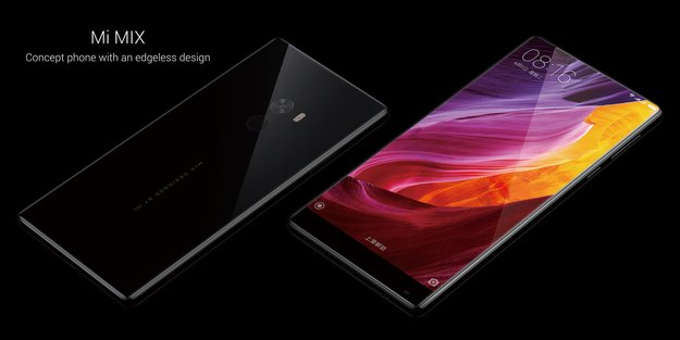 Xiaomi Mi Mix Nano: Manager dementiert Existenz des kleineren Randlos-Smartphones
