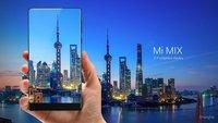Xiaomi Mi Mix: Randloses Smartphone in zehn Sekunden ausverkauft