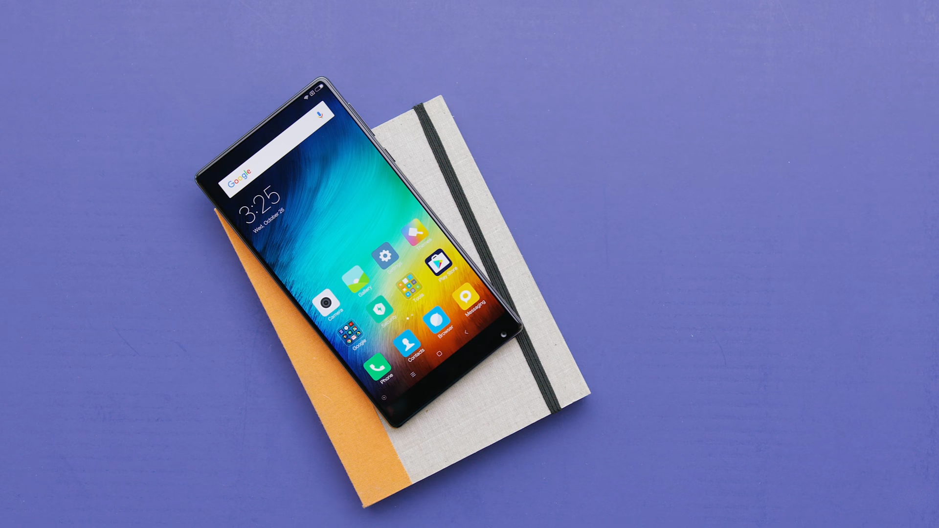 Xiaomi Mi Mix MKBHD