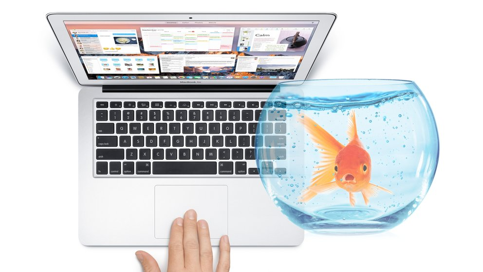 Abgesang aufs MacBook Air: Danke für den Fisch und Tschüss! (Kommentar)