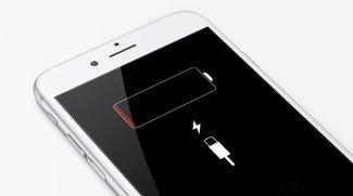 iPhone 7 (Plus): Akku aufladen deutlich langsamer als bei Konkurrenz