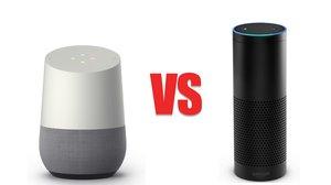 Alexa vs. Google Assistant: Wer ist schlauer?