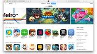 App Store zeigt Vorschau für iMessage-Funktionen von Apps