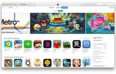App Store zeigt Vorschau für...
