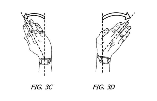 Apple Watch: Patentantrag beschreibt Sensoren für Bedienung mit ...