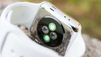 Apple Watch kann Schlaganfälle verhindern und Herz-Probleme erkennen