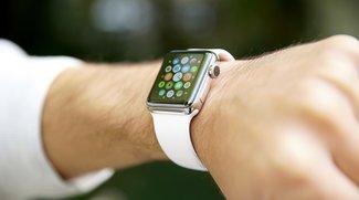 Apple Watch: Patentantrag beschreibt Sensoren für Bedienung mit Handgelenk-Bewegungen