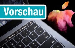 Apple Event am 27. Oktober:...