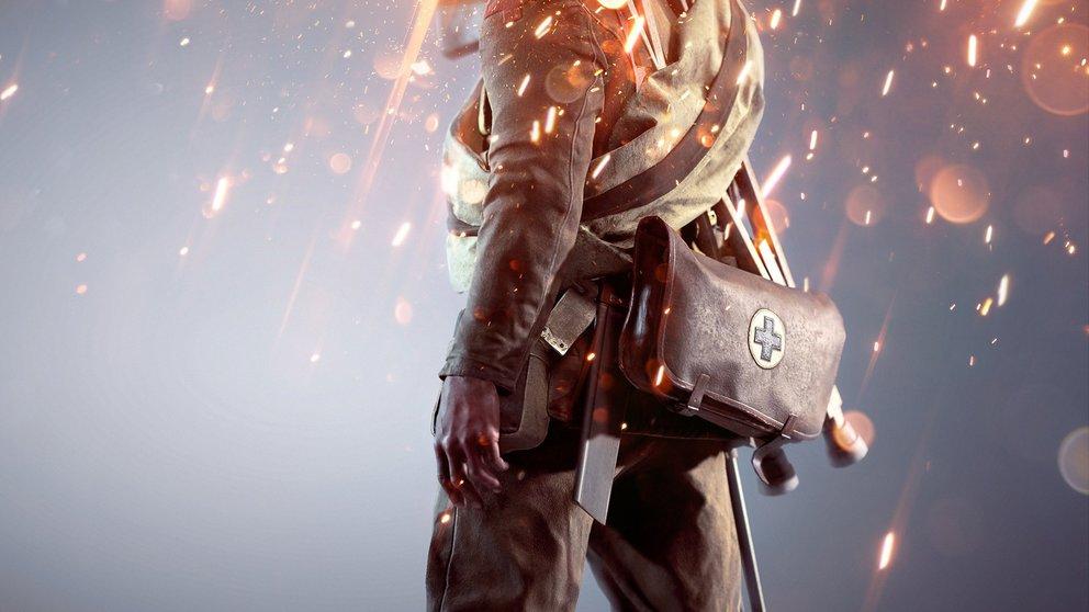 Battlefield 1 Sanitäter schnell leveln
