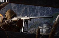 Battlefield 1: Scharfschützen...