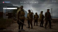 Battlefield 1: Squad erstellen für mehr Erfahrungspunkte - so geht's