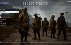Battlefield 1: Squad erstellen...