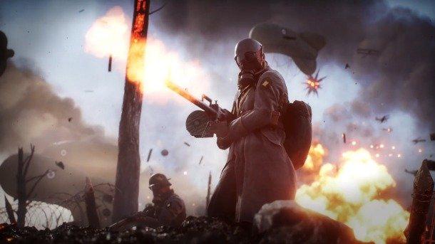 Battlefield 1: Französische Armee erscheint im März