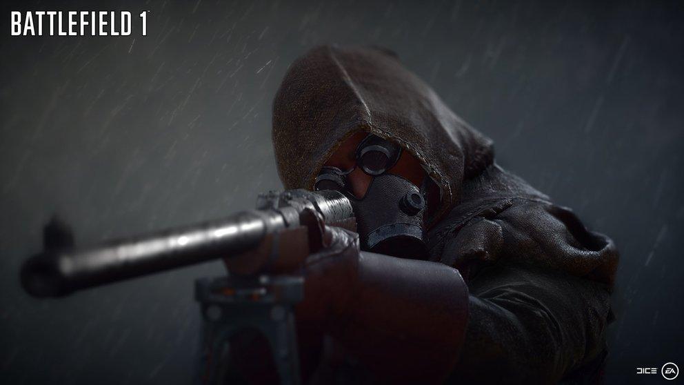 BF 1 Scharfschütze