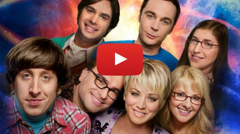 Big Bang Theory bald auf YouTube? Google plant eigenen TV-Streaming-Service