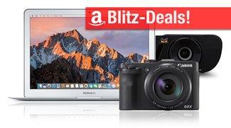 Blitzangebote und CyberSale: MacBook Air zum Bestpreis + 4K-TV-Box, Thunderbolt-Dock, Canon PowerShot G3 X u.v.m.