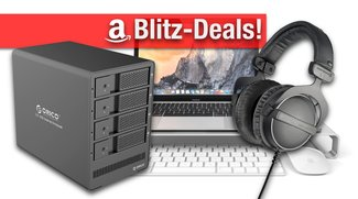 Blitzangebote: AirPort-Drucker, RAID-Gehäuse, beyerdynamic Kopfhörer, MacBook-Ständer u.v.m. günstiger