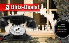 Blitzangebote und Prime Deals:<b> 50% auf Sport + Schwippbogen, Wählscheibentelefon, Canon EOS 1300D u.v.m. günstiger</b></b>