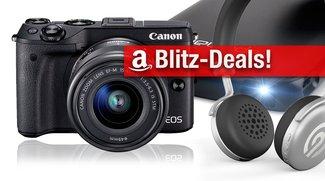 Blitzangebote: Canon EOS M3, Pico-Projektor, Festplatte und BT-Headset aus Aluminium u.v.m. zum Bestpreis