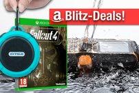 Blitzangebote: Fallout 4, IP68 Outdoor-Handy, wasser- und staubfester BT-Lautsprecher, Festplattengehäuse u.v.m.