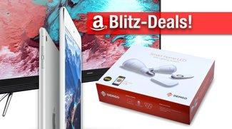 Blitzangebote und CyberSale: iPad mini 4 zum Bestpreis + Samsung-TVs, Smart Home Lampen, WQHD-Display u.v.m. günstiger