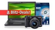 Blitzangebote: App-Zahnbürste, 17-Zoll-Notebook, WLAN-ac-Router, Canon EOS M3 u.v.m. heute zum Bestpreis