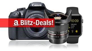 Blitzangebote + Prime Deals: 50% auf Kamera-Deals, Apple Watch, Galaxy S3, HTC One Mini u.v.m. heute vergünstigt