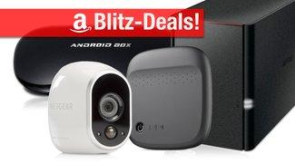 Blitzangebote: 4K Android TV-Box, WLAN-Festplatte, NAS, Smart Home Kamera u.v.m. nur heute zum Bestpreis