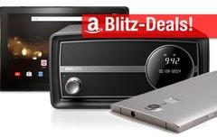 Blitzdeals:<b> Acer Tablet, mobile Festplatte, Bluetooth-Radio,  DOOGEE F5 mit Fingerprintsensor u.v.m. günstiger</b></b>