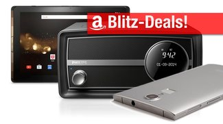Blitzdeals: Acer Tablet, mobile Festplatte, Bluetooth-Radio,  DOOGEE F5 mit Fingerprintsensor u.v.m. günstiger