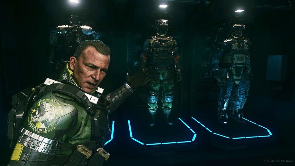 In Infinite Warfare gibt es wieder Klassen, die einzigartige Kampfrüstungen und Merkmale besitzen.