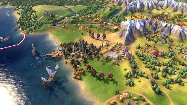 Civilization VI: Mac-Version jetzt bei Steam erhältlich